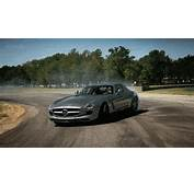 Your Weekend GIF Getting Sideways And Dirty With The SLS AMG