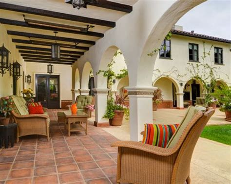 patio home decor spanish patio home design ideas pictures remodel and decor