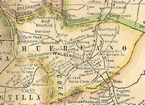 County Colorado Records Huerfano County Colorado Genealogy Census Vital Records