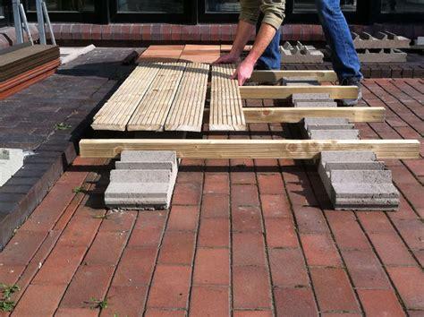 Was Kostet Eine Holzterrasse by Holzdeck Bauen 187 Anleitung In 3 Schritten