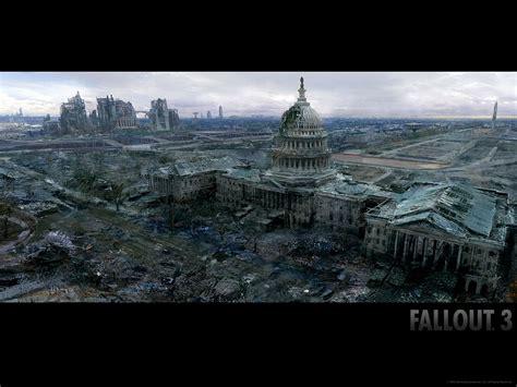 fallout 3 white house white house fallout 3