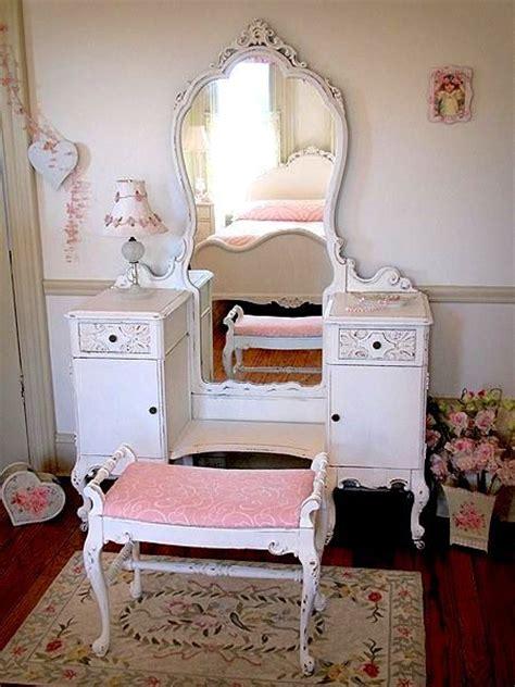 teen girls room dressing table ideas  vintage vanities  girls room pinterest