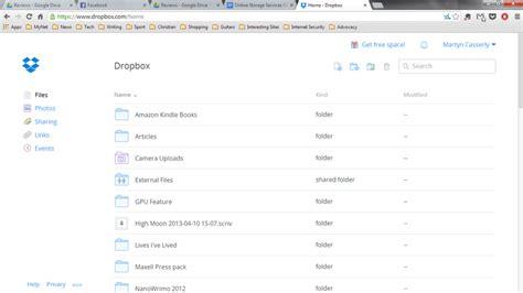 dropbox personal best cloud storage cloud storage reviews tech advisor