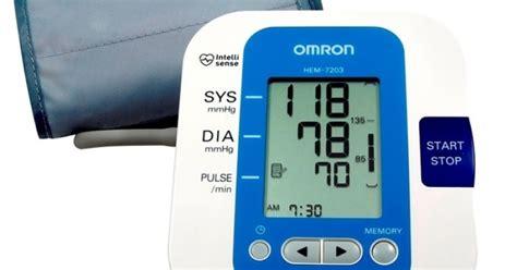 Tensimeter Digital Merk Omron tensimeter digital omron toko medis jual alat kesehatan