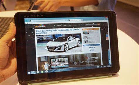 pavillon rã hp ra mắt tablet lai laptop pavilion x2 gi 225 9 5 triệu đồng