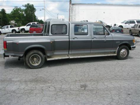 Dually Sleeper by Sell Used 7 3 Diesel Auto Crew Cab Dually Power Opitions W