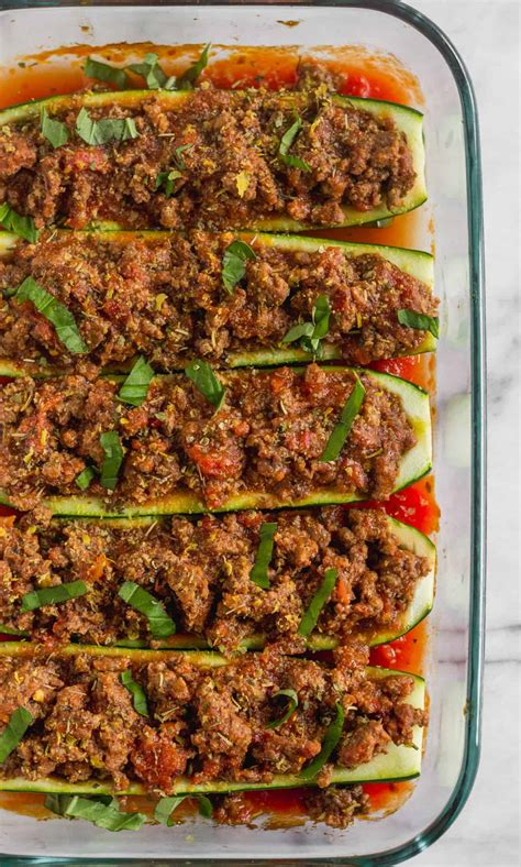 italian stuffed zucchini boats with ground beef tomatoes mozzarella grilled zucchini boats ground beef checknows co