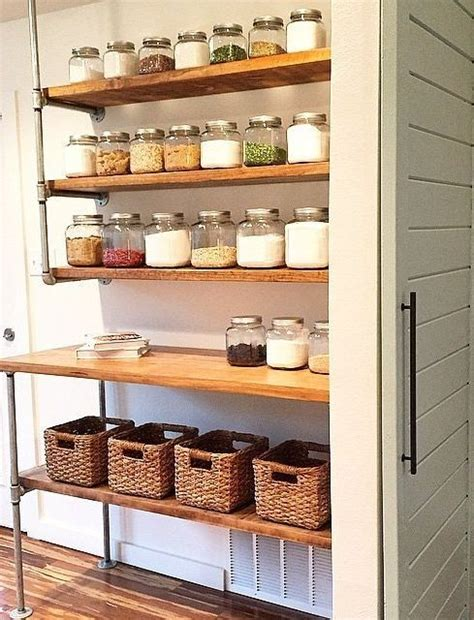Open Pantry Storage Ideas by 25 Best Ideas About Open Pantry On Open