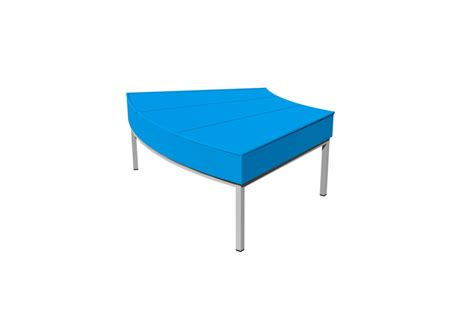 ottoman with backrest from our galaxy seating range galaxy radial ottoman no
