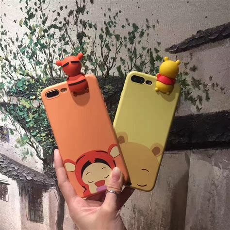 Casing 3d Disney Tsum Tsum Iphone 7 8 Minnie Mouse Casing 3d Disney Tsum Tsum For Iphone 7 8 Yellow