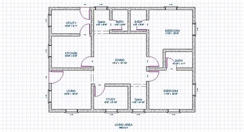 my house plan see my proposed house plan and suggest if any