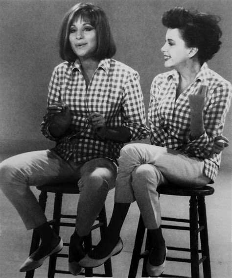 barbra streisand on judy garland 132 best images about 60s stuff age birtth 6 months my