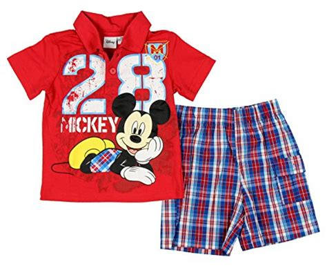 Boy Set Mickey Mouse Mickey Mouse Sweaters For Toddlers