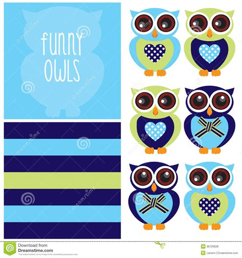 pattern html special characters cute seamless pattern with funny owl cartoon vector