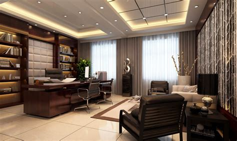 Modern Office Room Interior by Modern Ceo Office Interior Design With Executive Office
