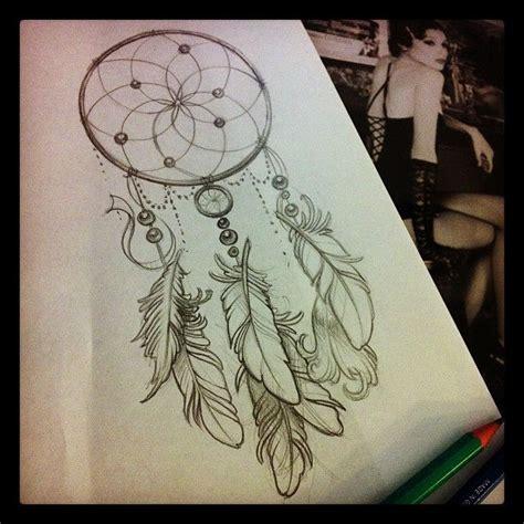 tattoo sketches instagram guyartecorpus sketchfor tattoo dreamcatcher