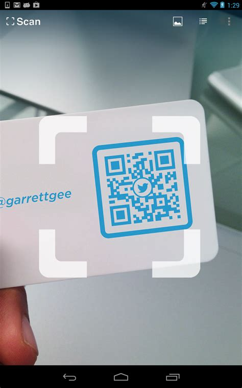 Qr Code Gift Card - amazon com qr code reader appstore for android