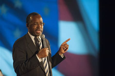 ben carson presidential bid eyeing a presidential bid ben carson warns of anarchy in