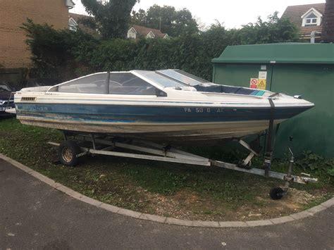 bayliner boat spares uk bayliner capri 2 3 sohc speed boat spares or repair
