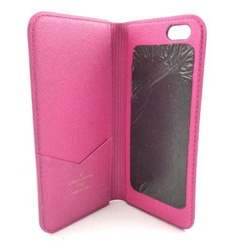 L Is Vuitton Pink Iphone 6 6s louis vuitton authentic iphone 6 6s monogram canvas