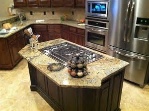 kitchen islands with cooktops kitchen islands cooktops photo
