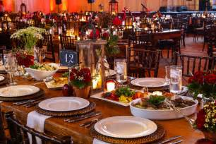 Banquet Table Layout Are You Banquet Table Ready For Family Style Meals The