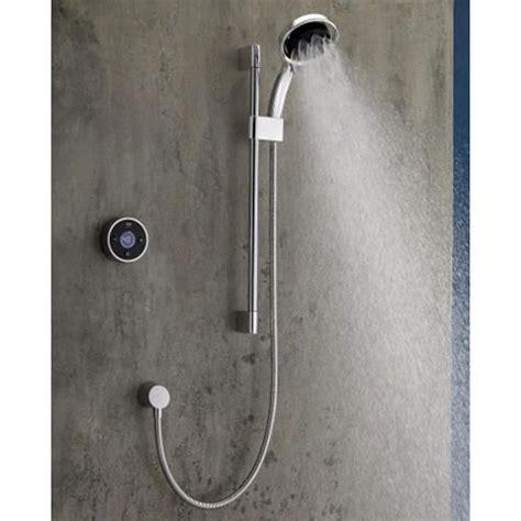 Digital Mixer Shower by Mira Platinum Digital Shower Mixer Pumped Mixer Rear Fed
