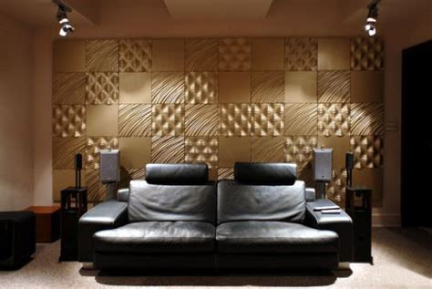 Wall Sheets For Living Room by Decorative 3d Wall Panels Adding Dimension To Empty Walls