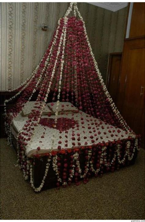 Lifestyle of Dhaka: Wedding bedroom decoration idea simple