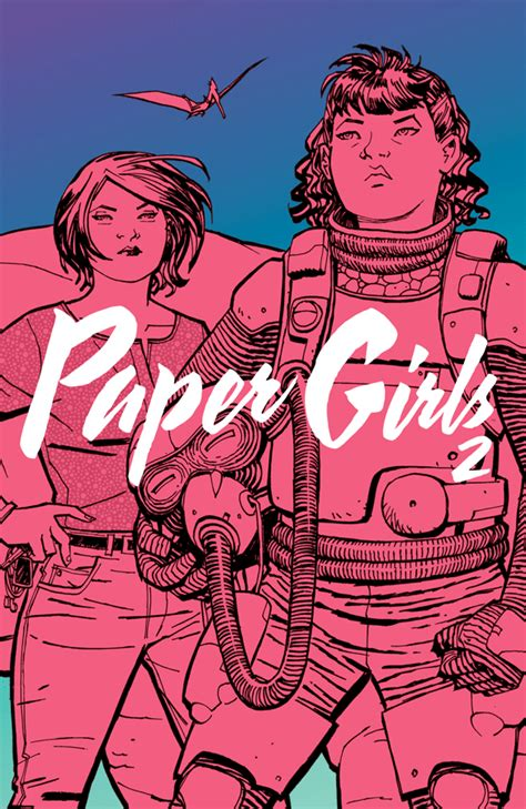 paper girls vol 2 tp releases image comics
