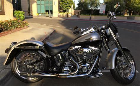 2003 Harley Davidson® FLSTF/I ANV Fat Boy® Anniversary