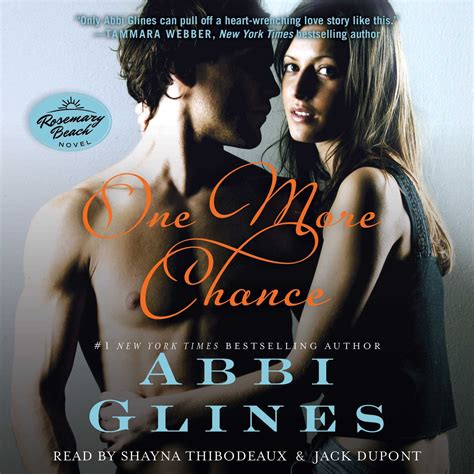 one chance books one more chance audiobook by abbi glines for just