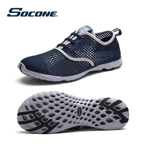 light athletic shoes socone mens breathable light running shoes new 2016
