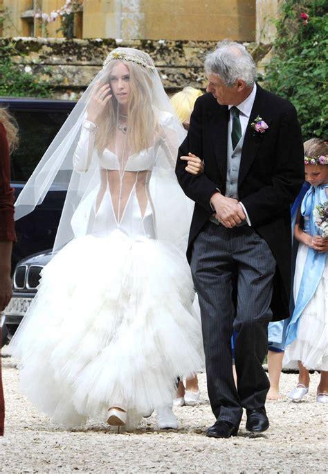 imágenes de vestidos de novia feos 5 errores de novias famosas que t 250 no cometer 225 s 171 blog