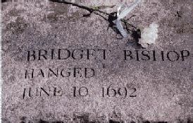 Spectral Gallows salem still history bridget bishop
