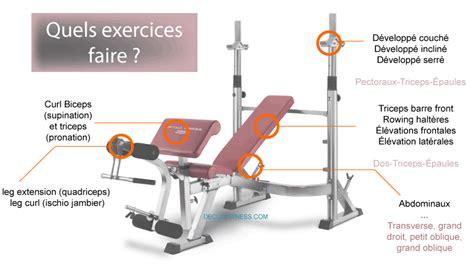 Comment choisir un banc de musculation: conseils