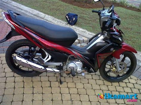 Jual Jupiter Z Cw yamaha jupiter z cw 2010 b depok merah hitam motor bekas