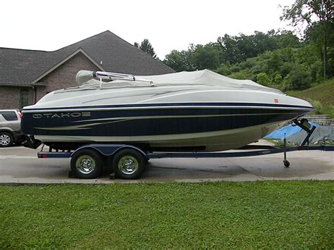 ebay tahoe boats for sale tahoe 225 boat for sale from usa