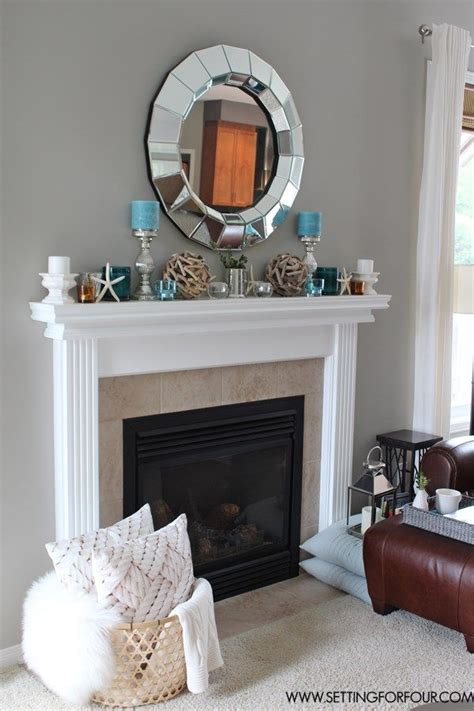 Living Room Mantel Ideas - 58 best stuff to try images on