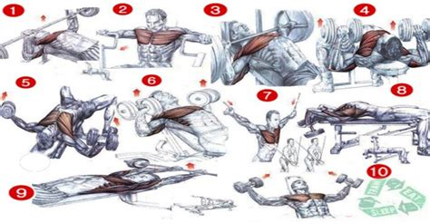 your inner chest with this unique workout my