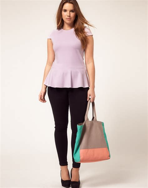 springmonthoftops fashion for plus size