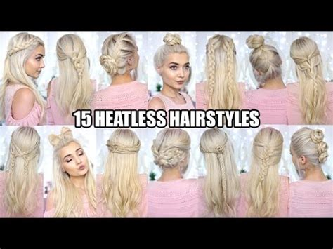 heatless prom hairstyles all women haircut styles
