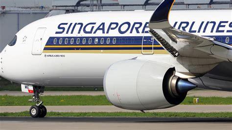 singapore air cargo showing weak performance  january