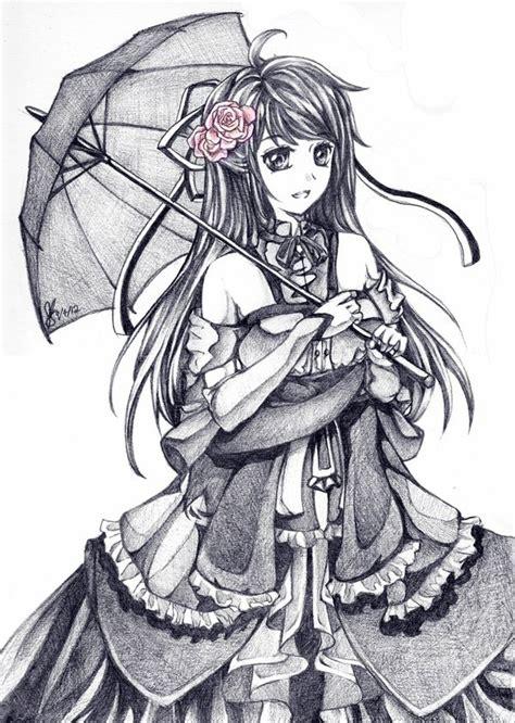 Anime Drawings by Anime Drawings By Kilahla Uchiha 14