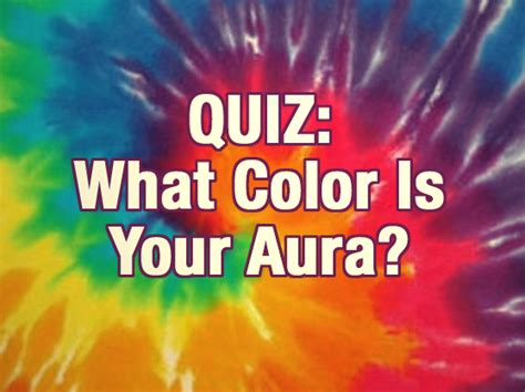 what s your color quiz quiz what color is your aura newegy