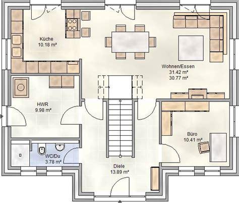 Grundriss Einfamilienhaus 140 Qm fam 149 das landhaus mit fast 150 qm wohnfl 228 che blohm gmbh