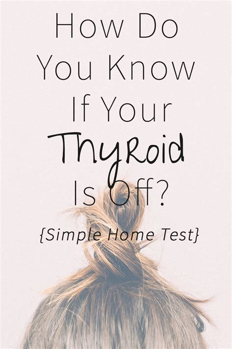 do you know how easy it is to start your first herb garden how do you know if your thyroid is off simple home test