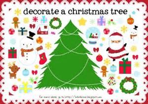 activities for kids christmas printables