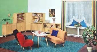 Wohnung 50er Jahre by M 246 Bel Der 60er Jahre Innenarchitektur 60er
