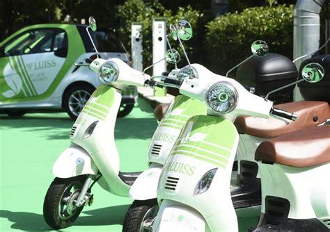 alla luiss primo servizio mobilit 224 green per studenti in